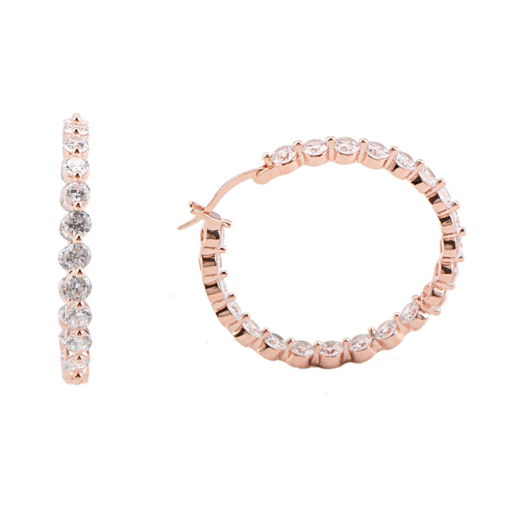 Armin Earring, Rose Gold