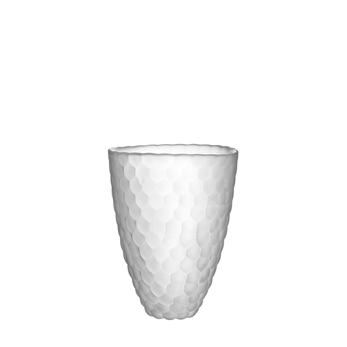 Raspberry Frost Votive, Large