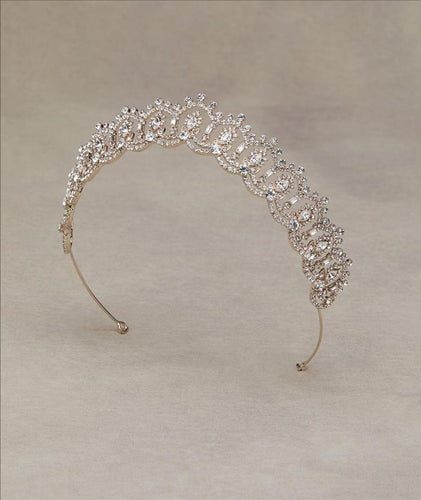 Sarais Tiara in Rose Gold