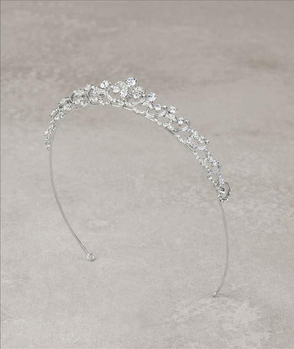 Antique Silver Tiara