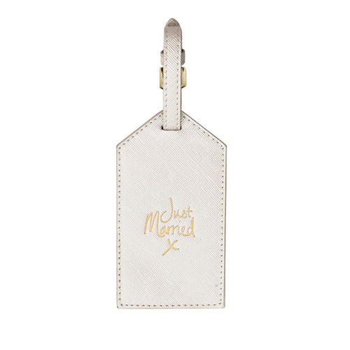 Luggage Tag, Just Married