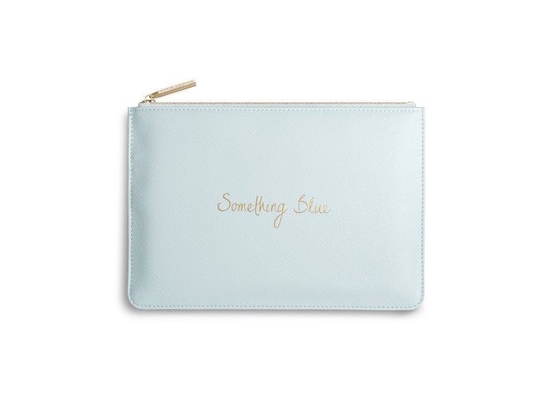 Perfect Pouch - Something Blue, Pale Blue