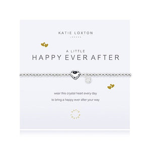 A Little Happy Ever After, Silver Bracelet