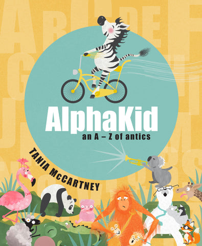 AlphaKid an A-Z of antics