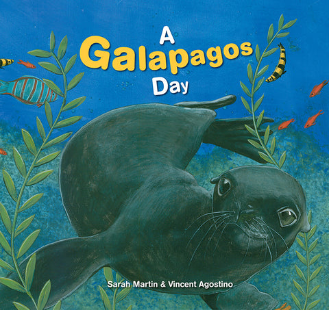 A Galapagos Day