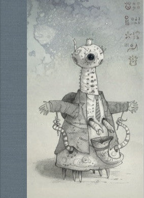 Shaun Tan Journal: Aqua-terrestrail