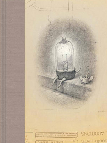 Shaun Tan Journal: Best Friends