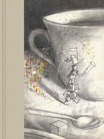 Shaun Tan Journal: Tea Ceremony
