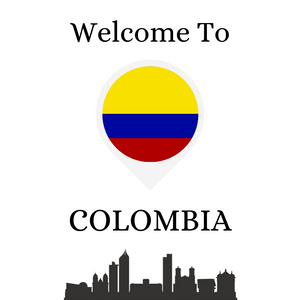 Welcome To Colombia!