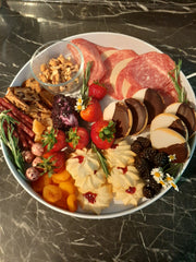 Baby Shower Charcuterie Board