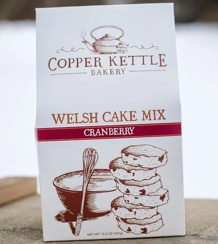 Welsh Cake Mix - Cranberry