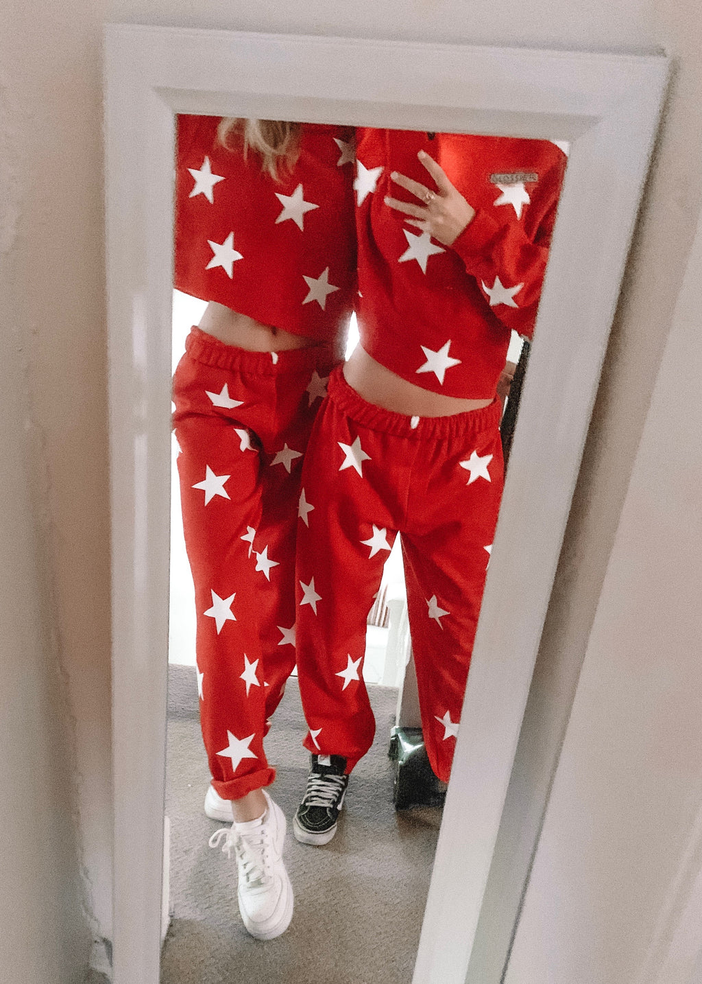 Red Star Sweats