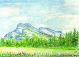 Learn How to Paint Landscapes Using Pastels For the Beginner