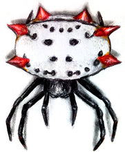 Load image into Gallery viewer, Drawing Spiders Volume 2 - How to Draw Spiders For the Beginner
