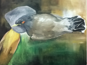 How to Paint Birds Using Oil Paints