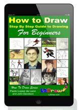 Load image into Gallery viewer, How to Draw - Step By Step Guide to Drawing For Beginners