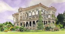 Load image into Gallery viewer, Learn to Draw Landscapes and Buildings In Watercolor For The Absolute Beginner