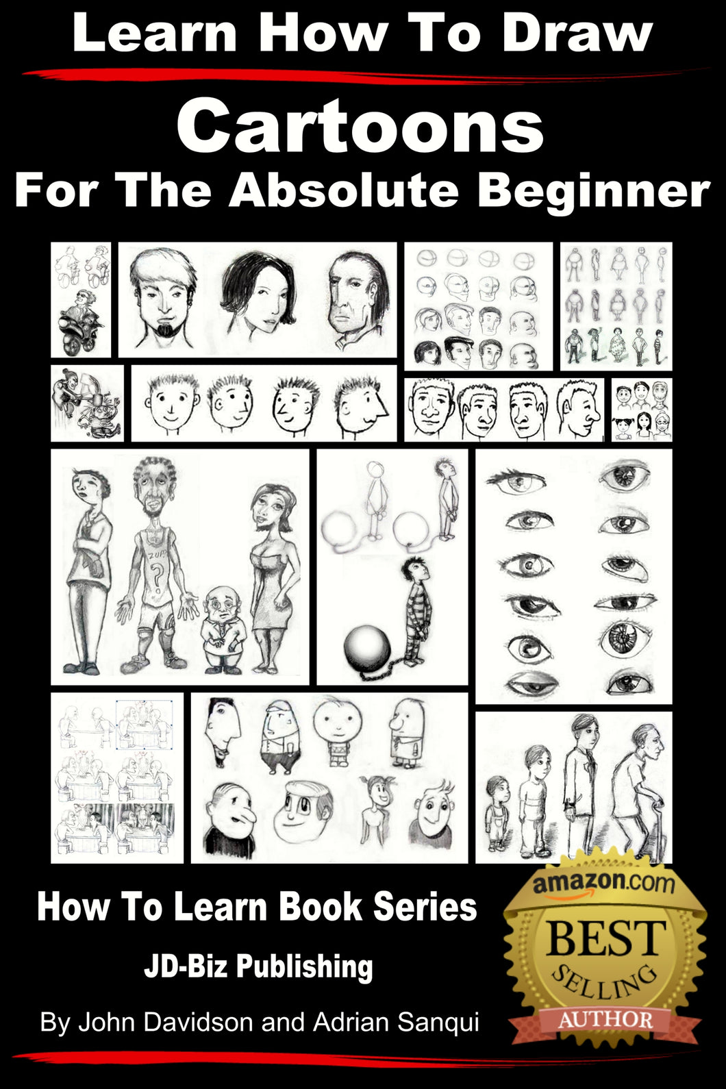 Learn How to Draw Cartoons - For the Absolute Beginner