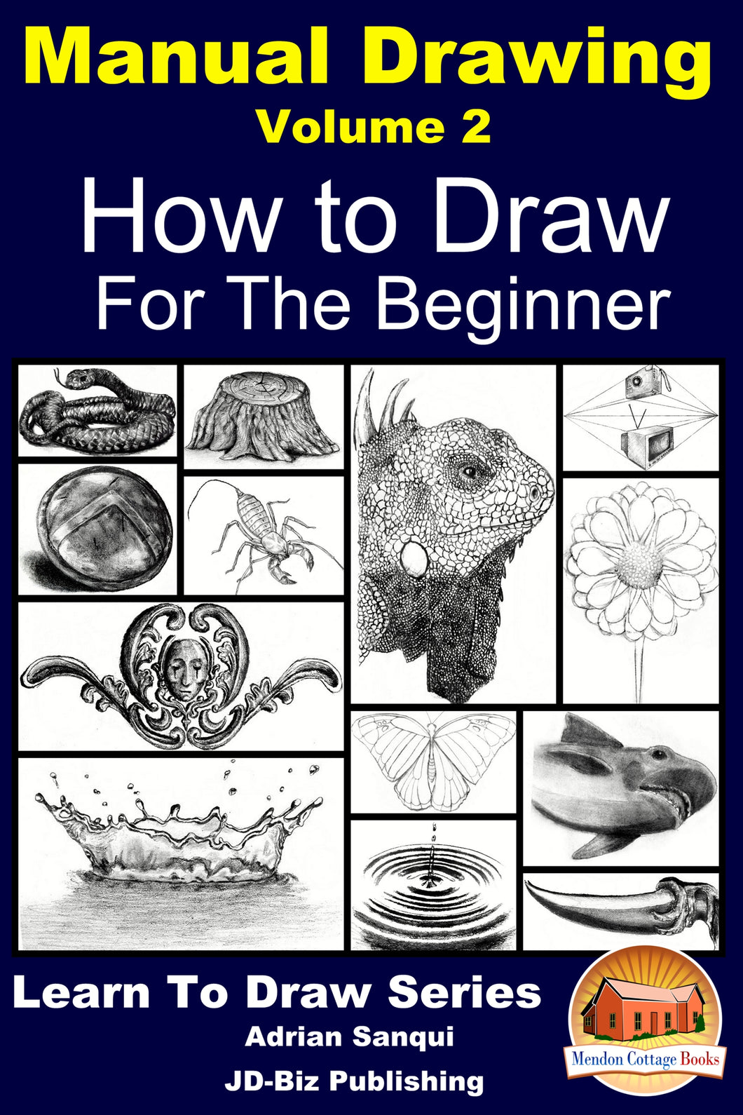 Manual Drawing Volume 2 For the Beginner