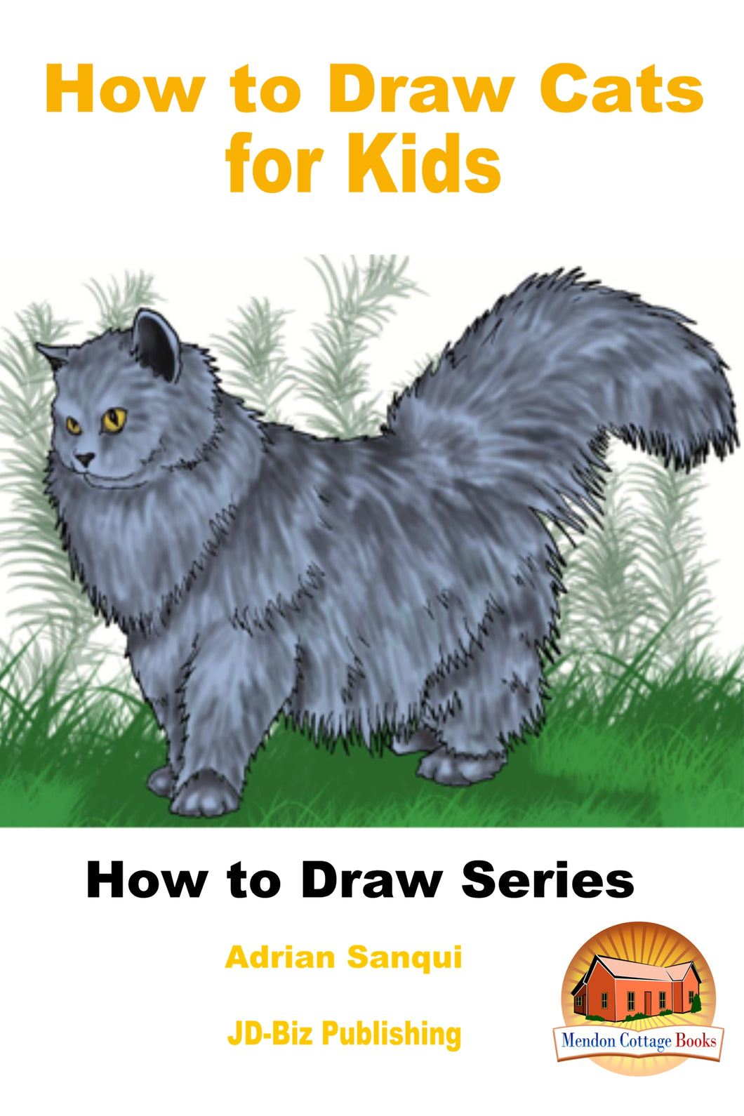 How to Draw Cats for Kids