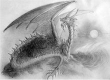 Load image into Gallery viewer, Drawing Dragons - How to Draw Mythical Creatures for the Beginner