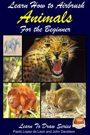 Learn How to Airbrush Animals For the Beginner