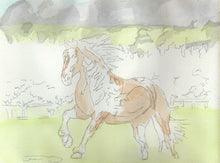 Load image into Gallery viewer, Learn to Paint Horses and Dogs In Watercolor For The Absolute Beginner