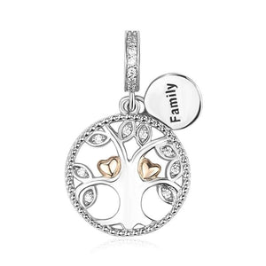 Tree of Life Pendant Charm - The Silver Goose