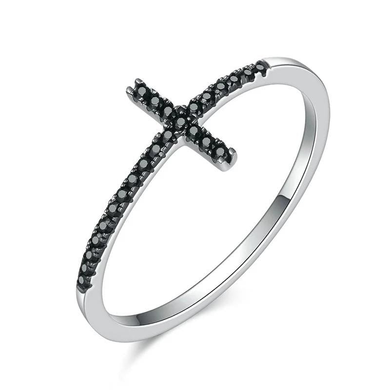 black-cross-ring