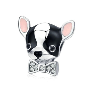 Chihuahua Dog Charm - The Silver Goose