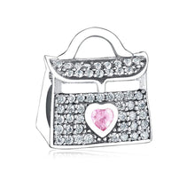Load image into Gallery viewer, Handbag Charm - The Silver Goose