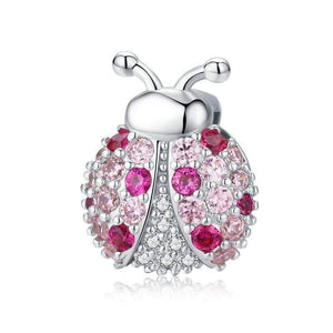 Ladybug Reflexion Charm - The Silver Goose