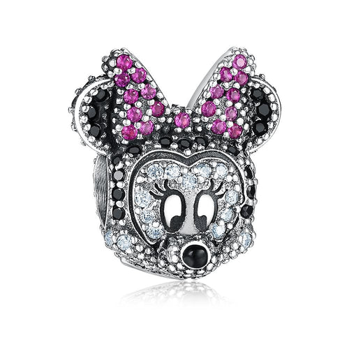Minnie Mouse Charm - The Silver Goose