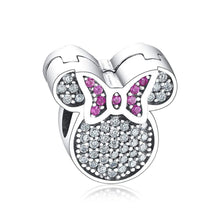 Load image into Gallery viewer, Minnie Mouse Clip Stopper - The Silver Goose