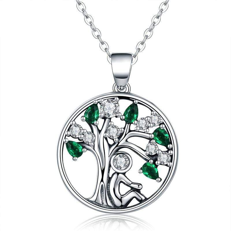 Tree of Life Pendant Necklace - The Silver Goose