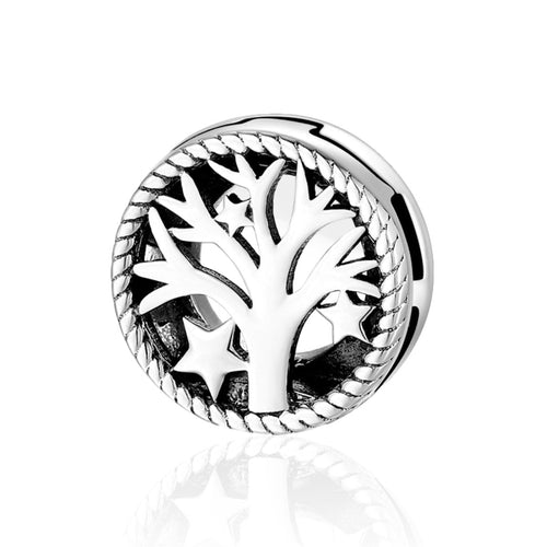Tree of Life Reflexion Charm - The Silver Goose