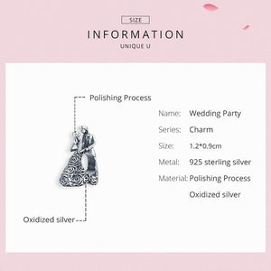Wedding Couple Charm