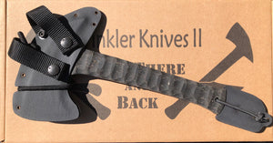 Winkler Knives Medic Axe, Custom