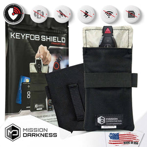 MISSION DARKNESS KEY FOB SHIELD