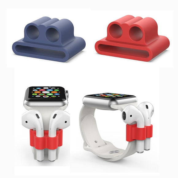 For EarPods Anti-lost Silicone Watch Strap