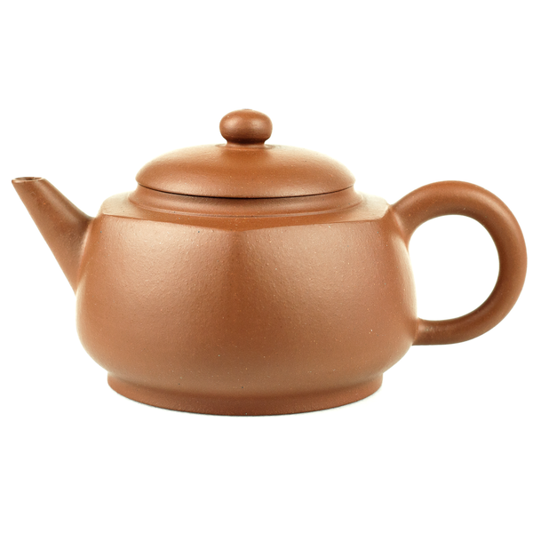Yixing Purple Clay Tea Pot - Cha Ching 150ml