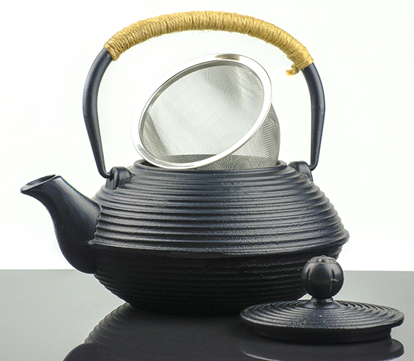 Cast Iron Tea Pot - Shogun - 600ml
