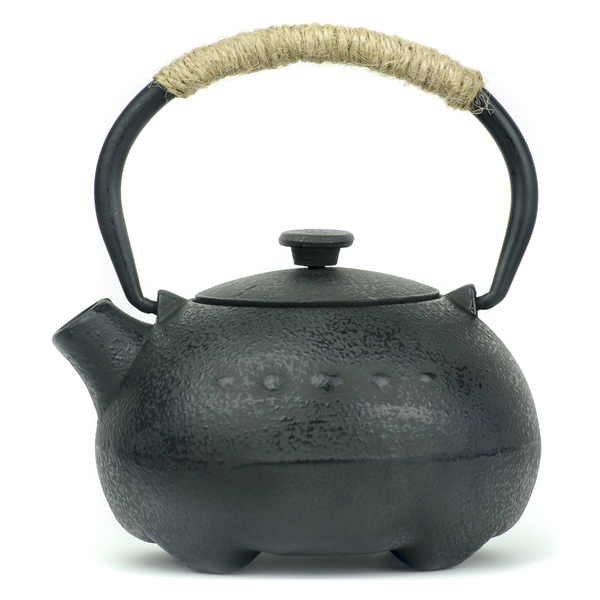 Cast Iron Tea Pot - Mini Tetsubin - 400ml