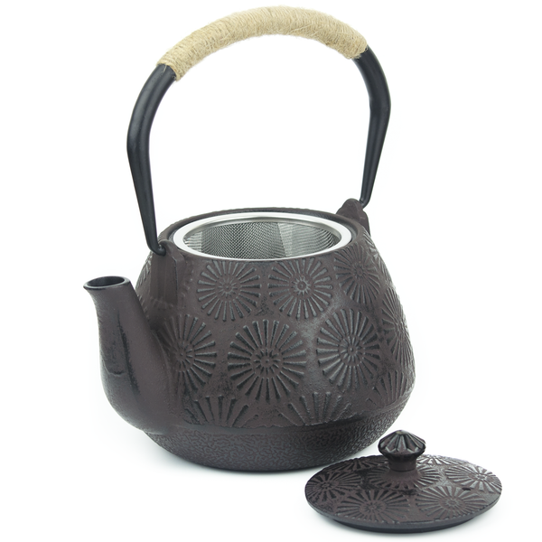 Cast Iron Tea Pot - Tetsubin - Elements 800ml