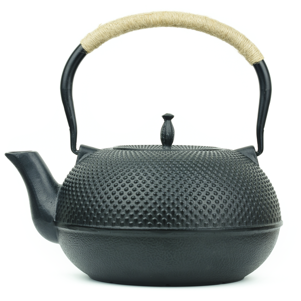 Cast Iron Tea Pot - Tetsubin - Hobnail kettle 1.8L