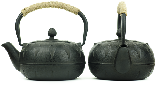 Cast Iron Tea Pot - Small Tetsubin - 500ml