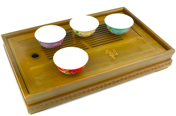 Tea Tray Small Bamboo