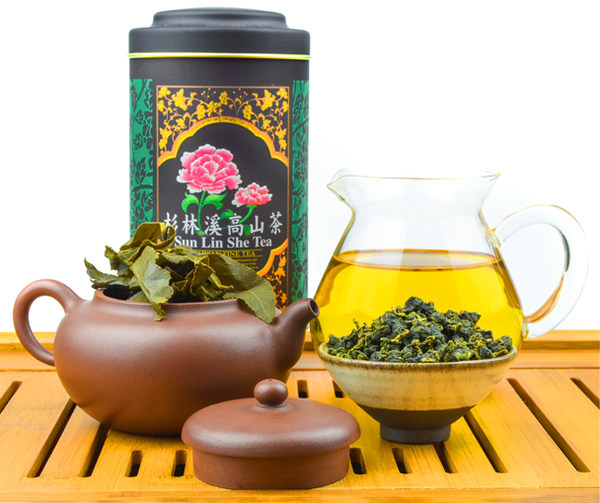 Shan Ling Xi - Spring Taiwanese High Mountain Oolong