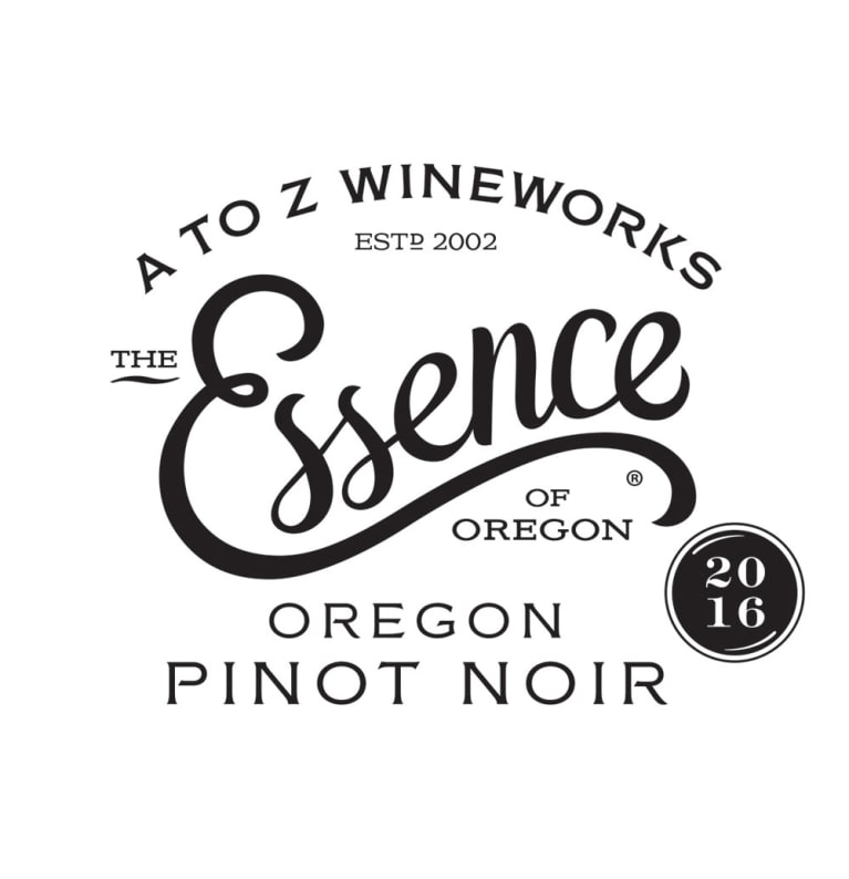A to Z Essence Pinot Noir 2016 (750 ml)