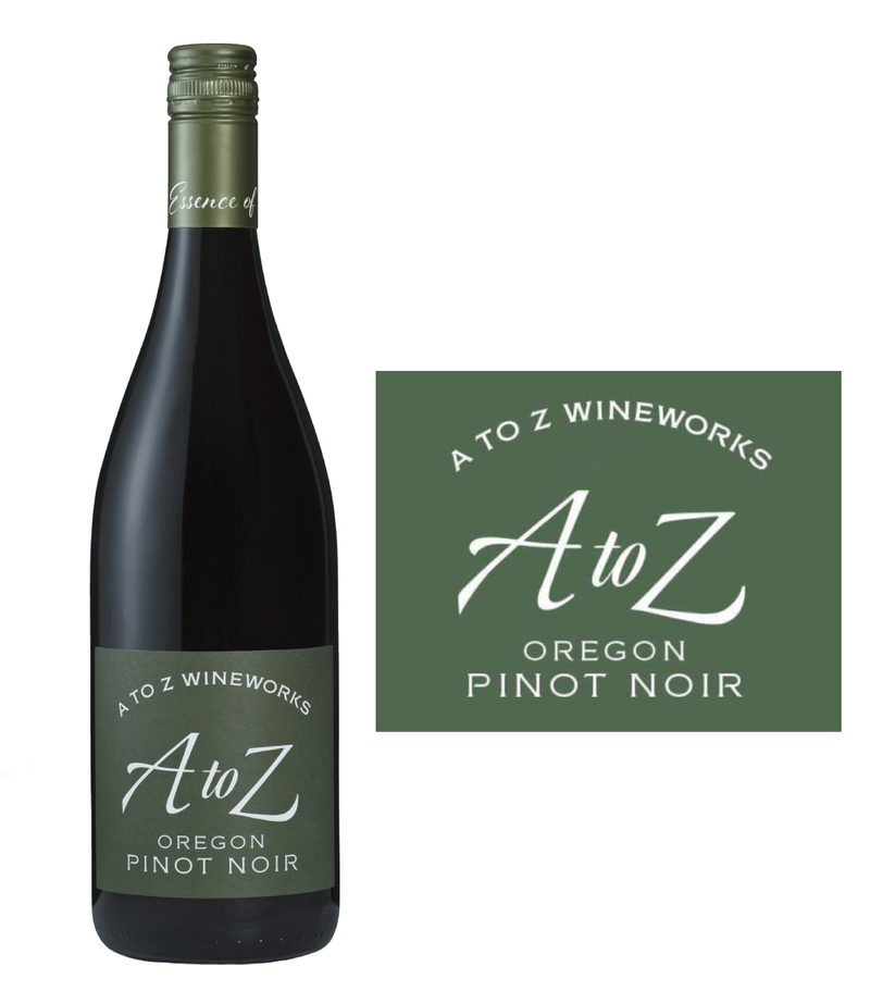 A to Z Pinot Noir 2017 (750 ml) - BuyWinesOnline.com